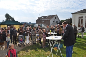 Inauguration officielle de la Villa du Beau Site 2011